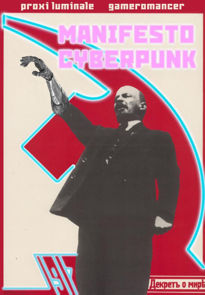 Manifesto cyberpunk che fine ha fatto il 3D
