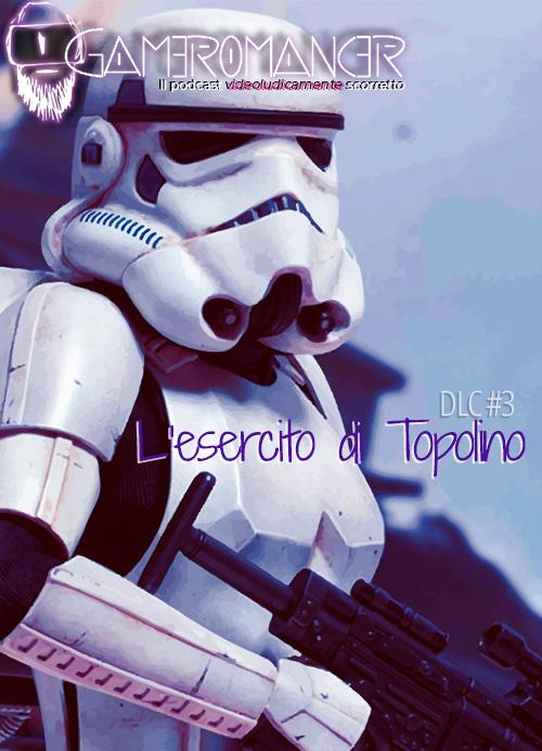 DLC #3: L'esercito di Topolino
