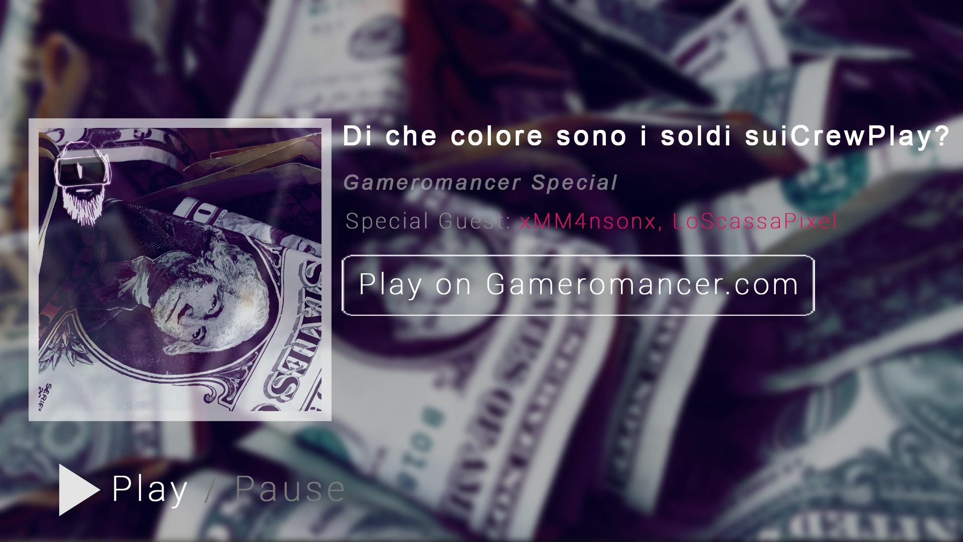 Live #0: Di che colore sono i soldi su iCrewPlay?