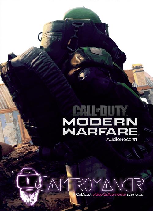 audiorece #1: Modern Warfare