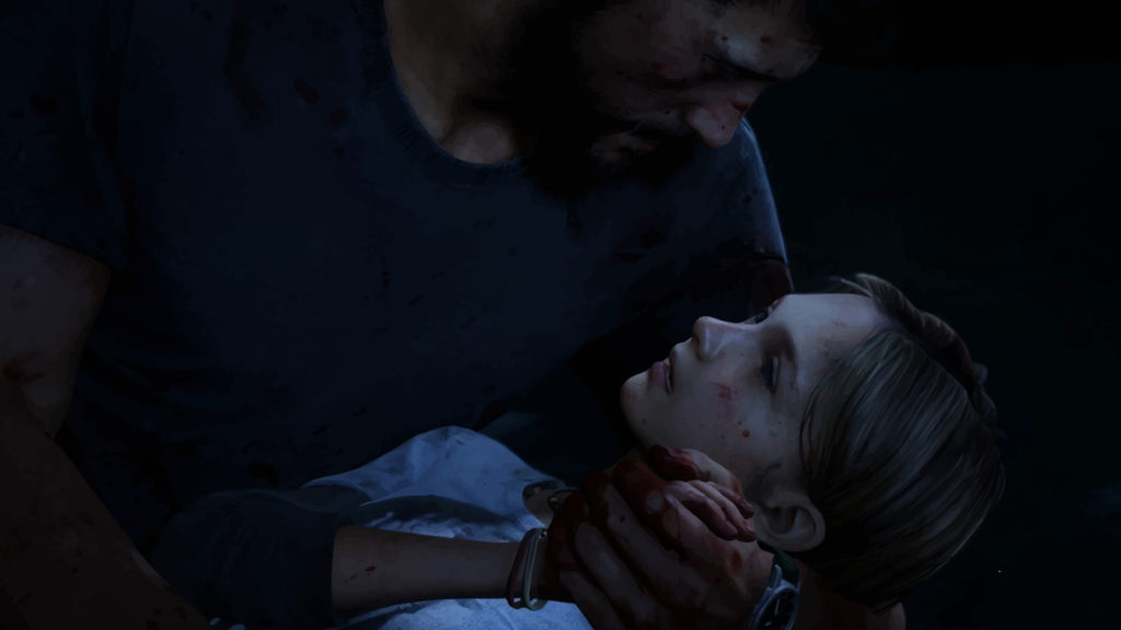 the last of us parte 2 finale padre