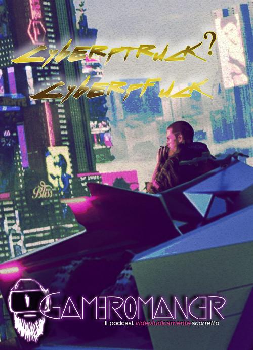 DLC #5: Cybertruck? Cyberfuck!