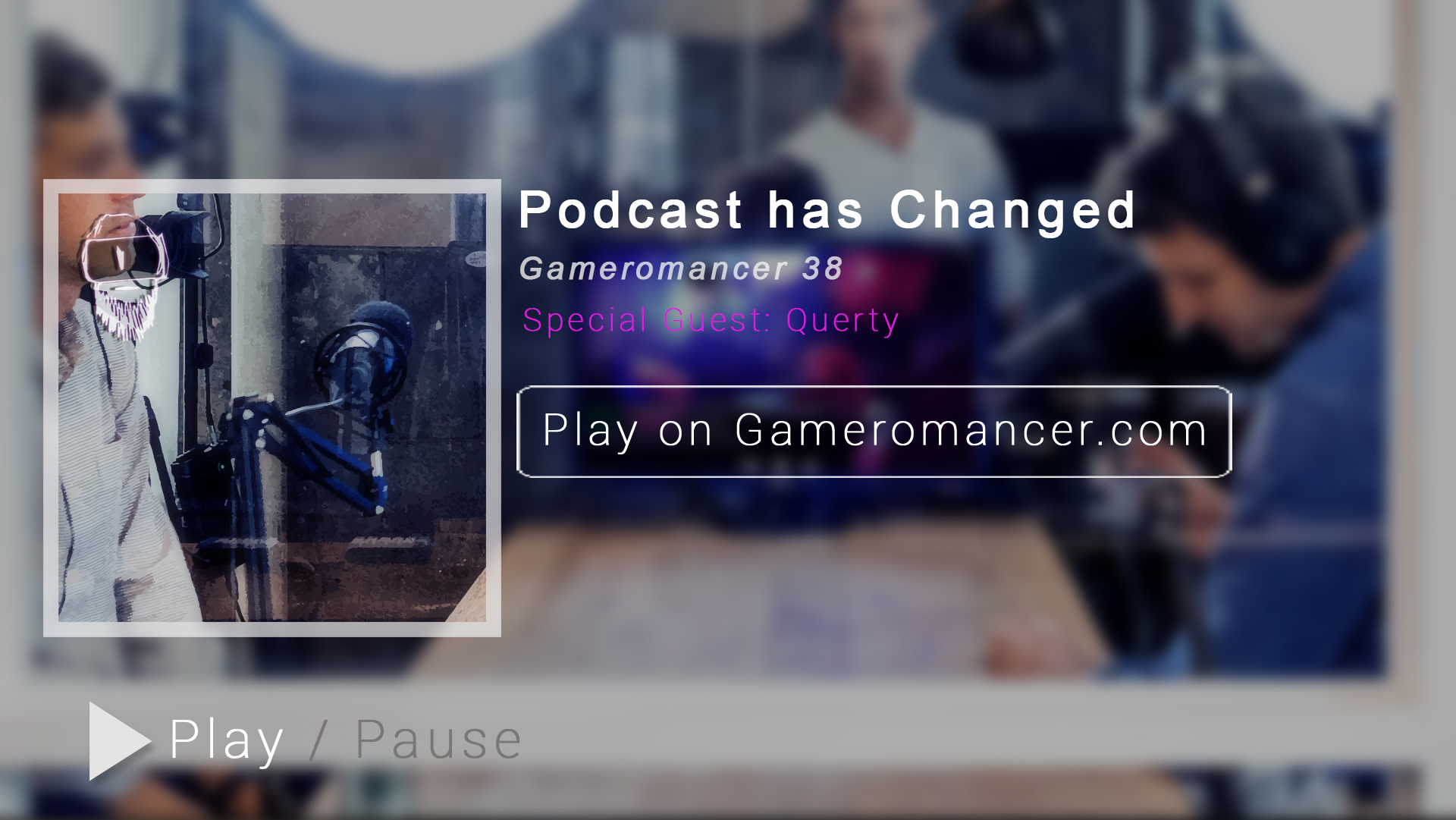 Ep. 38: Podcast has Changed