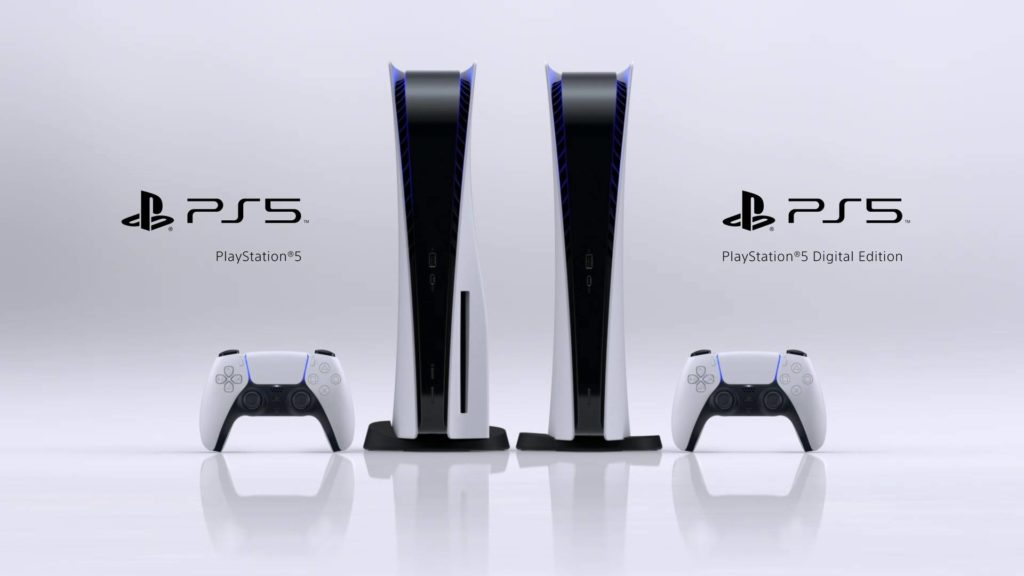 ps5 vs series x design estetica