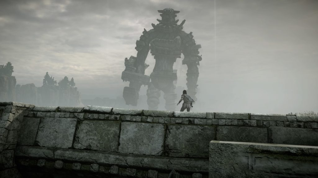 horizon shadow of the colossus morte esclusive