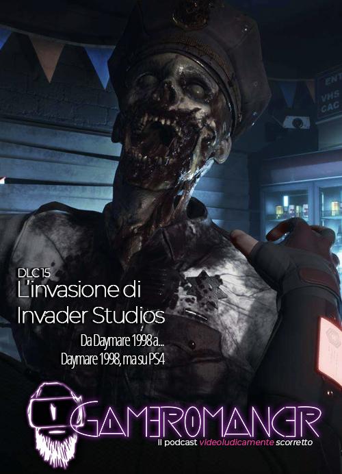 DLC #15: L'invasione di Invader Studios