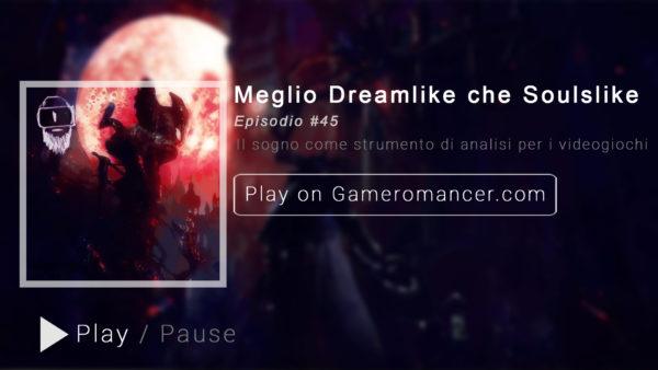 i videogiochi sono sogni, ecco perché la dissonanza ludonarrativa non è un difetto