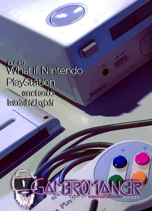 DLC #17: What if Nintendo PlayStation