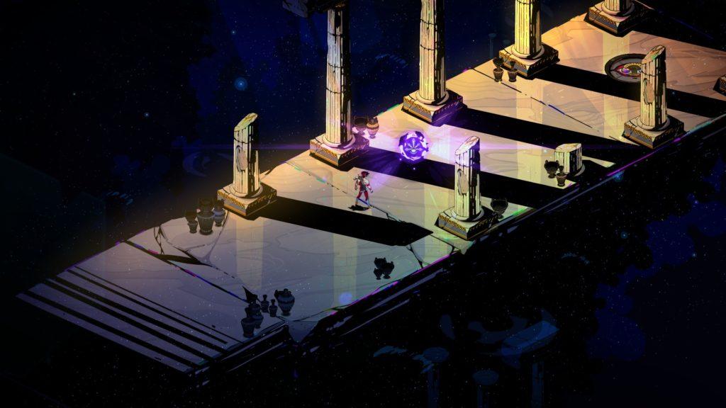 Hades non si fa mancare nemmeno il paragone procedurale coi Cavalieri dello Zodiaco