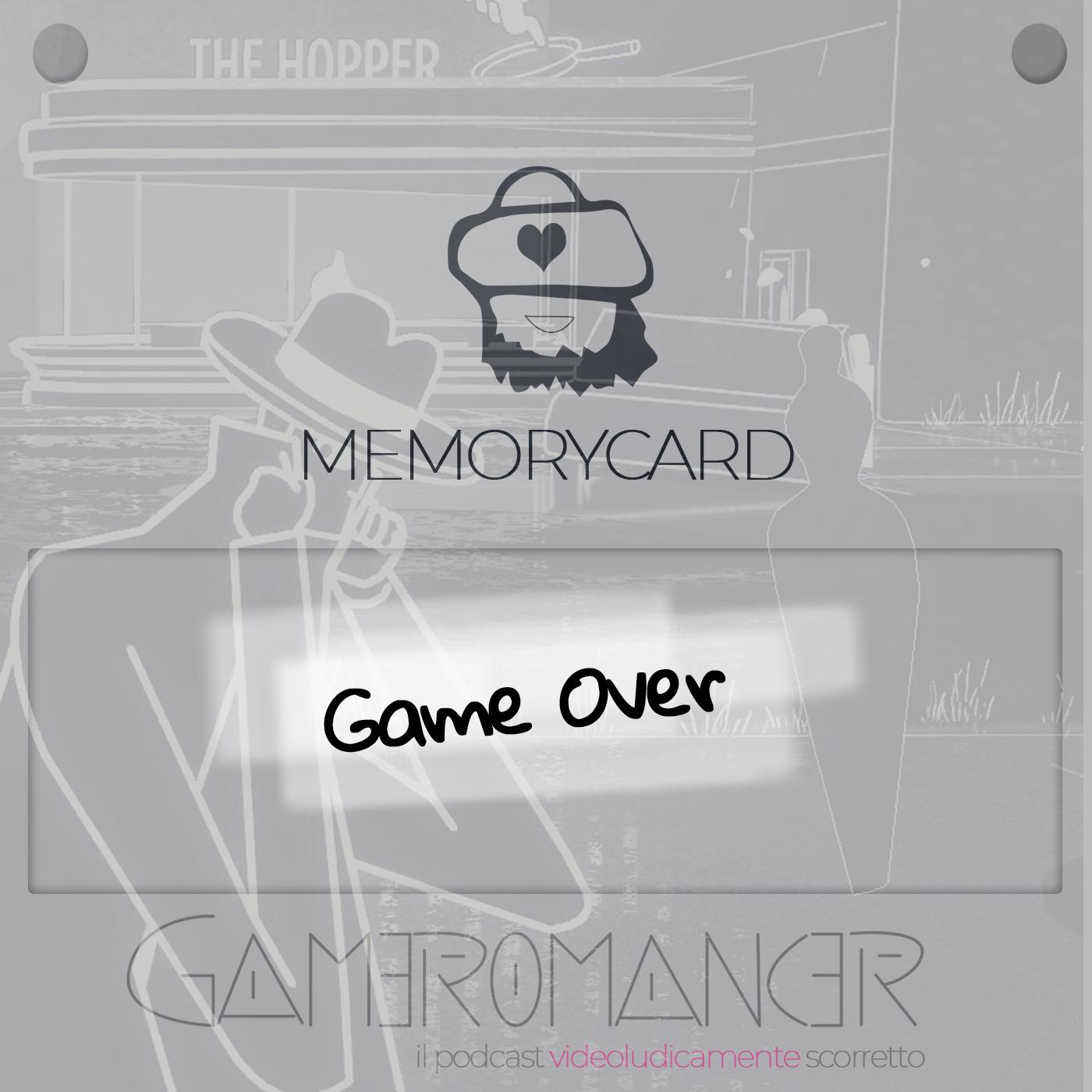 MemoryCard: Game Over