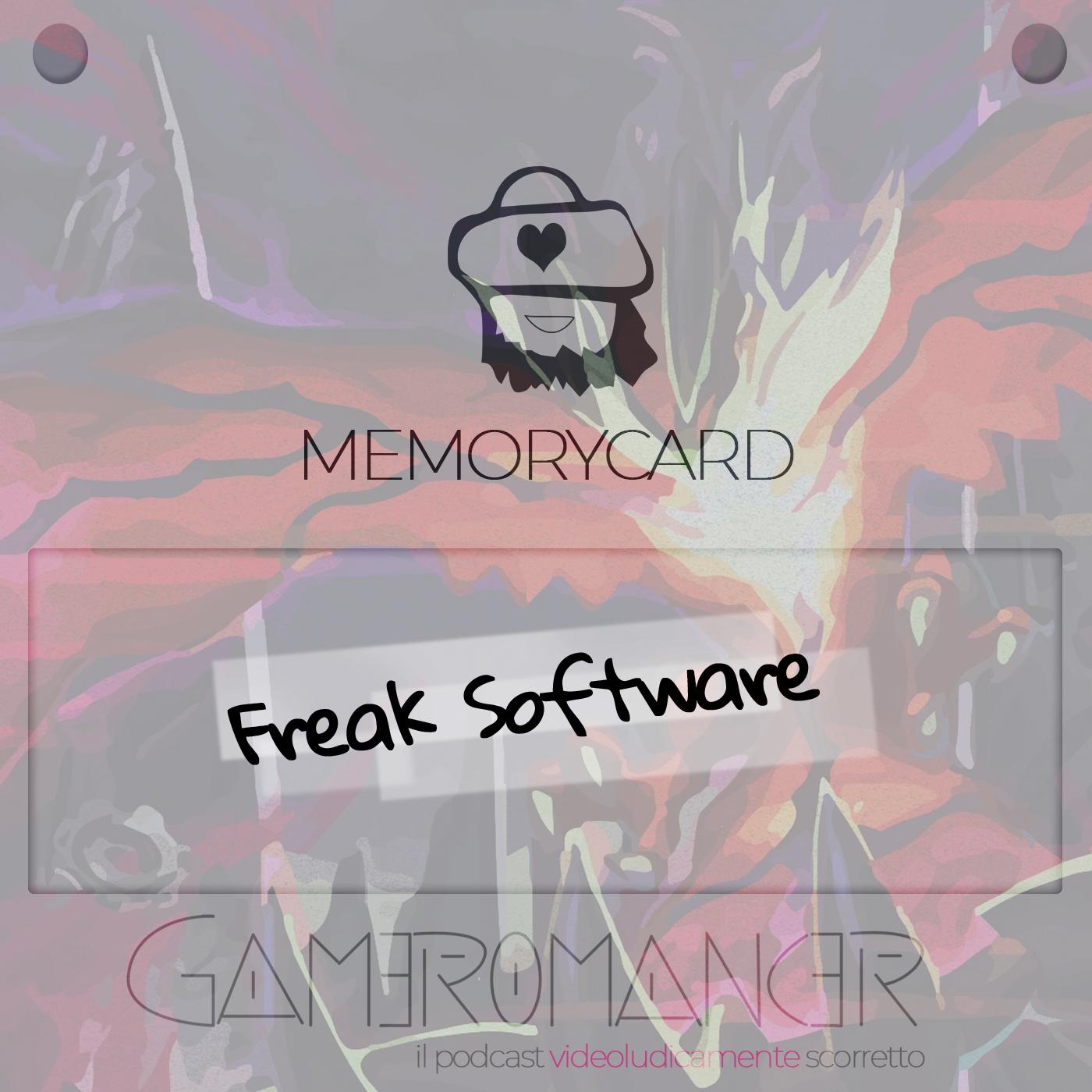 MemoryCard: Freak Software