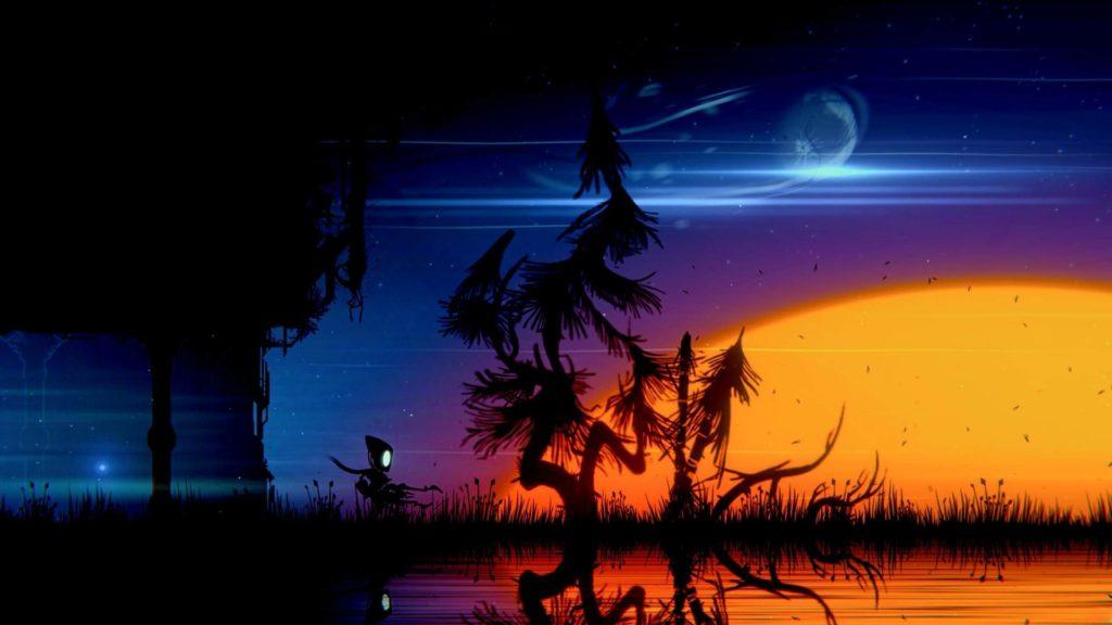 uno scorcio di vesper al tramonto allegramente saccheggiato dal press kit per la recensione